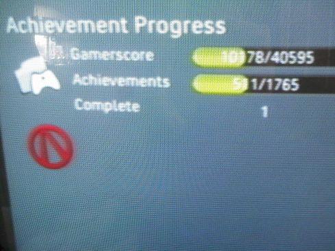I achieved something, briefly.